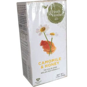 camomile-honey