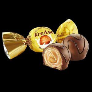 شکلات شیرین کرم آمو