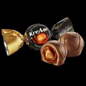 شکلات تلخ کرم آمو
