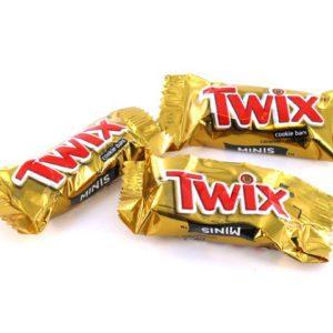 شکلات مینی توئیکس twix
